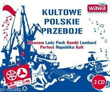 = KULTOWE POLSKIE PRZEBOJE vol.1 / 3CD box /sealed from Poland