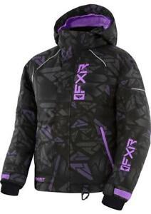 FXR Youth Fresh Jacket Size 10