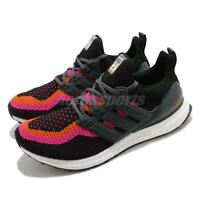 adidas UltraBOOST DNA CTY Hong Kong Black Orange Pink Men Women Unisex FZ4866