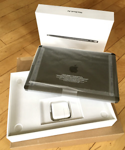 Apple MacBook Air Retina 2018, A1932, 512GB SSD, 16GB RAM, with APPLE CARE!