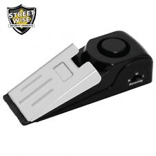 Door Stop Alarm Home Protection Defense Security  New