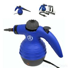 Steam Pressure Washer Hot Water Carpet Deck Car Patio High Print Gun Cleaner New