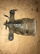 2005 - 2013 LEXUS IS220 DIESEL DIFF DIFFERENTIAL 32H FOR MANUAL GOOD CONDITION