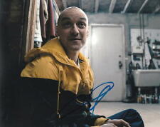 JAMES McAVOY..  Split Charmers - SIGNED