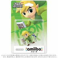 Nintendo amiibo TOON LINK Super Smash Bros. 3DS Wii U Accessories