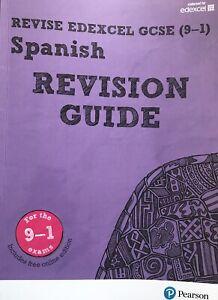 Revise Edexcel GCSE (9-1) Pearson Spanish Revision Guide (ce)