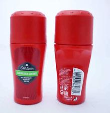Old Spice anti Antitranspirante Desodorante Roll On Palo *** *** zona de peligro 50ml