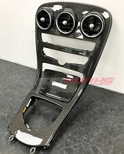 Mercedes C Class C63 Carbon Fibre Centre Console - With Clock Option - W205 C43
