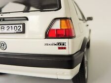 VW Golf GTI II g60 1990 1/18 norev 188443 volkswagen MKII mark 2 GTI White