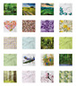 Ambesonne Spring Floral Decorative Satin Napkins Set of 4 Party Dinner Fabric