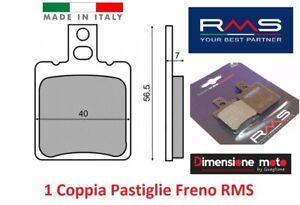 R0010 - Coppia Pastiglie Freno Anteriori RMS per CAGIVA Prima 50 dal 1992 >