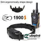 Dogtra 1900S 1902S Remote Dog Trainer E-Collar 3/4-mi w ARC Collar High Output