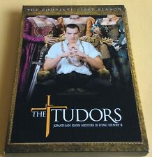 The Tudors The Complete First Season DVD 4-Disc Set. (A)