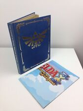 The Legend Of Zelda Phantom Hourglass Collectors Edition Game Guide Book, Poster