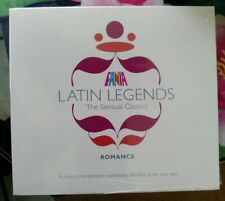 Latin Legends: The Sensual Classics [Digipak] by Various Artists (CD, 2007,...