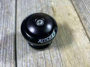 RITCHEY THREADLESS HEADSET 1-1/8 FORK 30mm RACE 34mm CUPS OD MTB MOUTAIN NOS