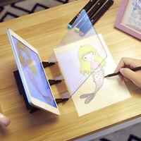 Dessin Conseil traçage plaque projection réflexion miroir optique peinture PS