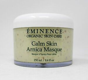 Eminence Organics Calm Skin Arnica Masque 8.4 oz / 250 ML PRO SIZE