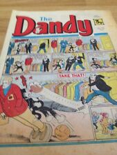 The Dandy, Issue 1745, May 1975