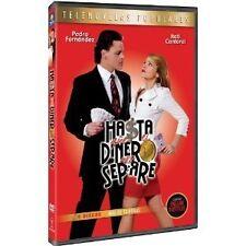 HASTA QUE EL DINERO NOS SEPARE - TELENOVELA -4 DVDS -  BRAND NEW - LATIN