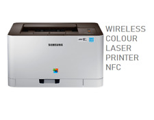 Samsung Xpress SL- C430W Wireless Laser Network Printer COLOUR WiFi smart > USED