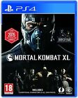 Mortal Kombat XL PS4 Sony PlayStation 4 Brand New Factory Sealed