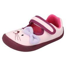Calzado de niña rosa talla 35