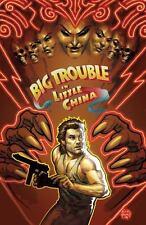 BIG TROUBLE IN LITTLE CHINA 5 - VAN LENTE, FRED/ MCDAID, DAN (ILT)/ DUARTE, GONZ