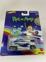 Volkswagen Drag Bus * Rick and Morty * Hot Wheels Pop Culture Case G