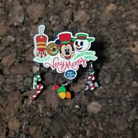 Disney WDW Mickey's Very Merry Christmas Party MVMCP 2003 Passholder LE Pin
