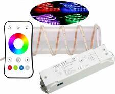 S3 RF 2.4G kontroller 230V RGB LED Strips Dimmbar  (13meter) Sonderangebot