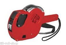 Motex 2612 6 Digit Pricing Gun - Genuine Motex Product - Ready to Use