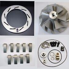 GT3788VA Repair kit+Unison Ring+9 Vanes+Compressor Wheel For Chevy Duramax 6.6L