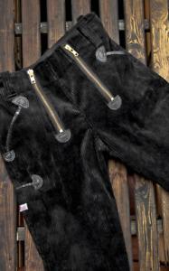 RAYS Zimmermannshose Dachdeckerhose Zunfthose Arbeitshose Cord Zunftkleidung