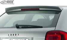 RDX SPOILER TETTO AUDI a3 8p SPOILER POSTERIORE TETTO bordi del tetto Spoiler ala posteriore