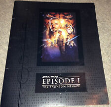 Sci-Fi/Fantasy 1990s Film Pressbooks & Press Kits