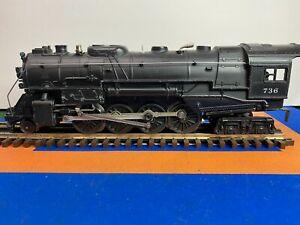 Lionel Postwar 736 Berkshire 2-8-4 Locomotive
