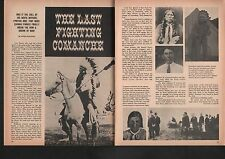 Quanah Parker - The Last Fighting Comanche+Plummer,Holding,Kellogg,Chief Nacona