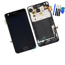 FULL SAMSUNG I9100 GALAXY S2 LCD TOUCH SCREEN DISPLAY & FRAME COMPLETE