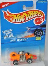 #485 - EVIL WEEVIL - orange - Hot Wheels 1996