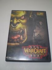 WARCRAFT III (3) REIGN OF CHAOS  2002 PC GAME .