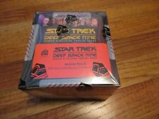 Star Trek Deep Space Nine Heroes & Villains Factory Sealed ARCHIVE BOX - DS9
