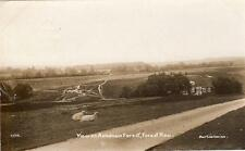 View on Ashdown Forest Nr Forest Row RP old pc used 1917 Martin's Series