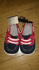 NEXT Baby boy  shoes size infant 3 NEW