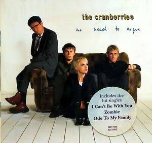The Cranberries - No Need to Argue   *** LIKE NEW CD ***