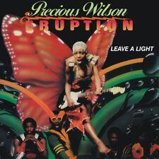 Precious Wilson & Eruption - Leave A Light Import 24Bit CD Remastered BonusTrack