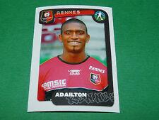 N°309 ADAILTON STADE RENNAIS RENNES ROAZHON PANINI FOOT 2005 FOOTBALL 2004-2005