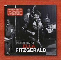 ELLA FITZGERALD - THE VERY BEST OF CD ~ GREATEST HITS ~ JAZZ BLUES *NEW*