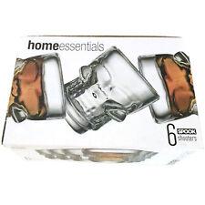 Skull Shot Glasses - Set Of (6) 1.6oz Shot Glasses Home Essentials Halloween