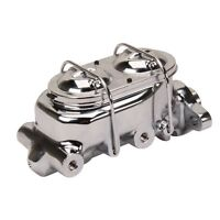 "Holden HK-HT-HG Monaro GTS NEW Chrome Brake Master Cylinder 1""Bore FREE SHIPPING"